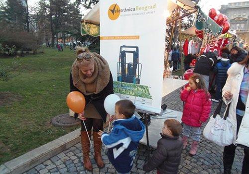 Beograd najmlađima