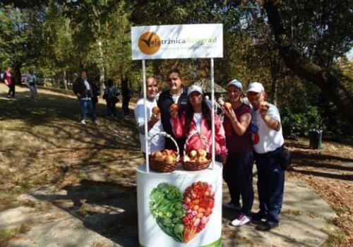 Podržana manifestacija Navala na Avalu