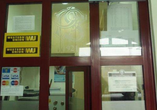 """Otvorena banka """"Poštanska štedionica""""."""